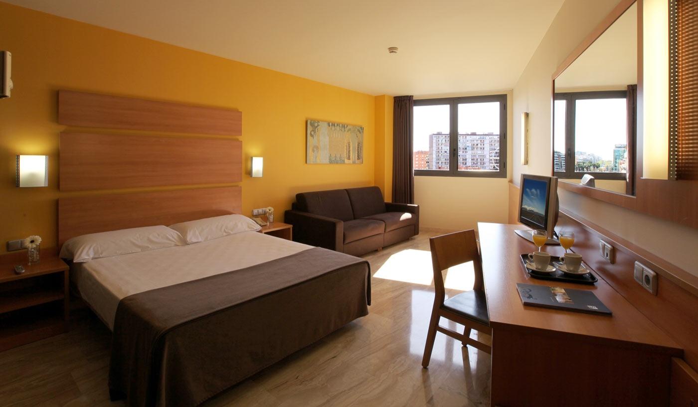 Hotel SB Express Tarragona | Habitación standard